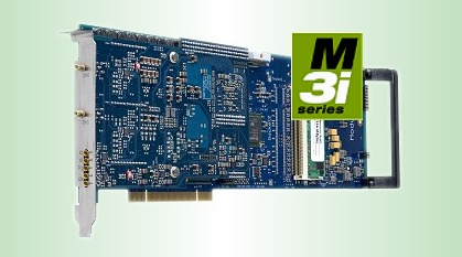 m3i digitizer card PCI format, PCIe available