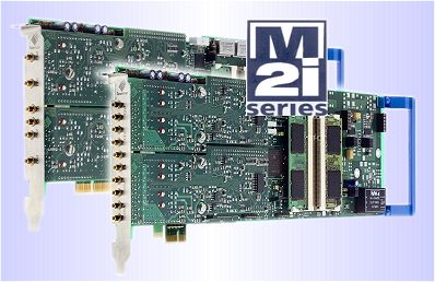 M2i.70xx series card PCI and PCIe formats